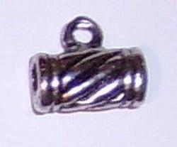 Metalen kraal MK35