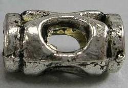 Metalen kraal MK50 Nikkelvrij