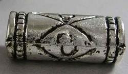 Metalen kraal MK52