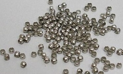 +/-10000 knijpkralen    2mm rond nikkelvrij
