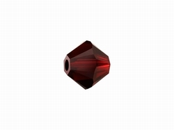 Swarovski 4mm type 5301 Garnet