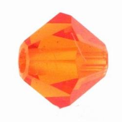 4mm Bicone Czech Crystal #248