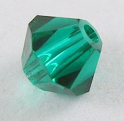 4mm Bicone Czech Crystal #205