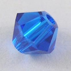 4mm Bicone Czech Crystal #243