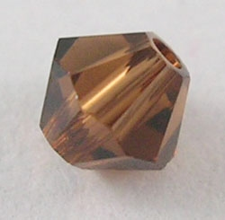 4mm Bicone Czech Crystal #220
