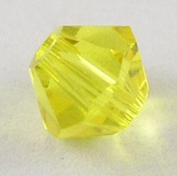 4mm Bicone Czech Crystal #249