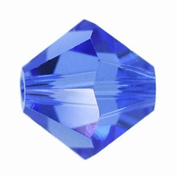 8mm Bicone Czech Crystal #206