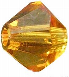 4mm Bicone Czech Crystal #203