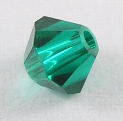 6mm Bicone Czech Crystal #205