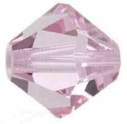 6mm Bicone Czech Crystal #223