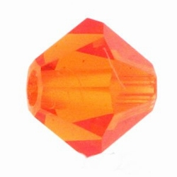 6mm Bicone Czech Crystal #248