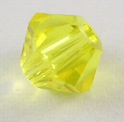 6mm Bicone Czech Crystal #249