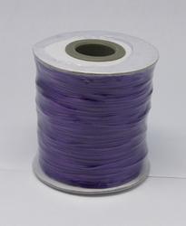 Wax koord 0,5mm purple