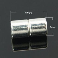 Magneet slotje 6x6