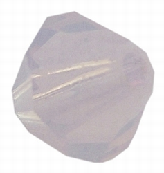 Swarovski 4mm type 5301 Rose Water Opal