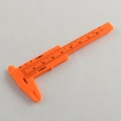 Klein schuifmaatje tot 8 cm