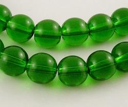 Glasparel 10mm groen #18