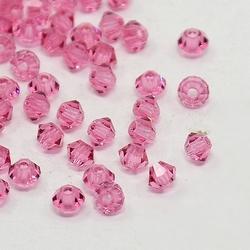 6 x 5,7 mm Bicone Czech Crystal #161