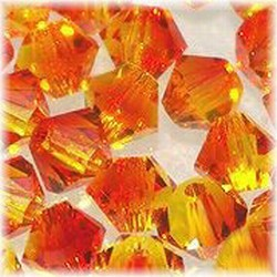 Swarovski 4mm type 5301 fireopal