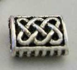 Metalen Kraal nikkel vrij NV-11
