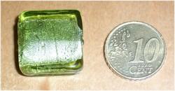 foliekraal 20x20mm groen  Z–03