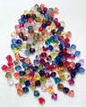 Swarovski 4mm type 5301 mix 10 stuks