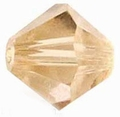 4mm Bicone Czech Crystal #246
