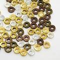 10 gram spacers kleuren mix +/- 37 stuks