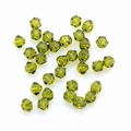 Swarovski 4mm type 5301 olivine