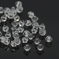 3 x 2,4 mm Bicone Czech Crystal #071