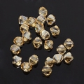 Swarovski 4mm type 5301 Crystal Golden Shadow