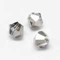 Imitatie austrian crystal 4,5x4 mm Grey