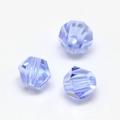 Imitatie austrian crystal 4,5x4 mm Lightblue