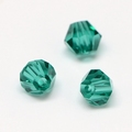 Imitatie austrian crystal 4,5x4 mm Teal