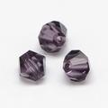 Imitatie austrian crystal 4,5x4 mm Indigo