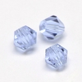 Imitatie austrian crystal 4,5x4 mm Skyblue