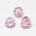 Imitatie austrian crystal 4,5x4 mm Pearlpink