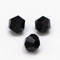 Imitatie austrian crystal 4,5x4 mm Black