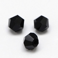 Imitatie austrian crystal 4,5x4 mm Black