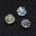 Imitatie austrian crystal 4,5x4 mm Transparent AB