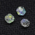 Imitatie austrian crystal 4,5x4 mm Transparent AB